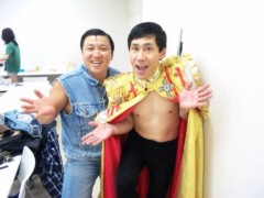 エスパー伊東 公式ブログ/スギちゃん 画像1
