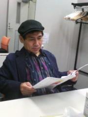 エスパー伊東 公式ブログ/控え室にて 画像1