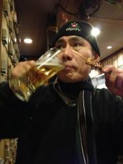 エスパー伊東 公式ブログ/お疲れの一杯 画像1