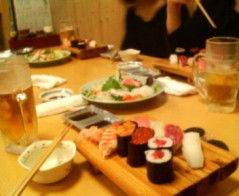 エスパー伊東 公式ブログ/仕事後の食事 画像1