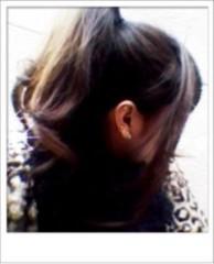 安倍絵麗奈( 安倍エレナ ) 公式ブログ/ポニーテール 画像1