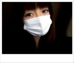 安倍絵麗奈( 安倍エレナ ) 公式ブログ/今日もマスク 画像1