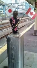オキャディー 公式ブログ/小便小僧も! 画像1