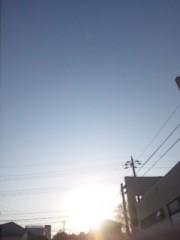 長尾祐哉 公式ブログ/夕焼け 画像1