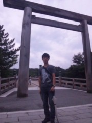 長尾祐哉 公式ブログ/伊勢神宮 画像2