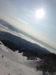 大里日代夏 公式ブログ/snow?snow?snow 画像1