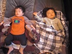 田村月子 公式ブログ/一緒に寝よう! 画像1