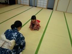 田村月子 公式ブログ/日本舞踊のお稽古 画像1