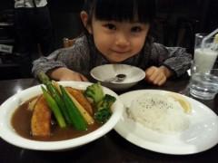 田村月子 公式ブログ/巨大スペアリブ 画像1