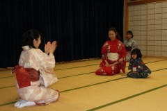 田村月子 公式ブログ/初めての日本舞踊 画像3
