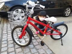 田村月子 公式ブログ/New bicycle! 画像2