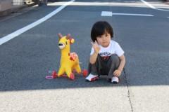 田村月子 公式ブログ/お祭りと床屋さん 画像2
