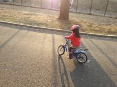田村月子 公式ブログ/今日は・・・自転車記念日^^ 画像1