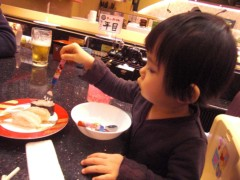 田村月子 公式ブログ/お寿司demoアイシュ〜! 画像2