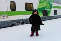 田村月子 公式ブログ/北極への旅〜サンタクロース号 画像3