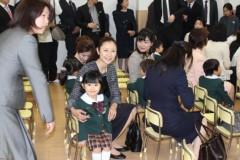 田村月子 公式ブログ/初めての入園式 画像2