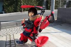 田村月子 公式ブログ/三輪車 画像2