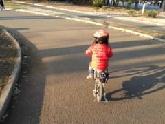 田村月子 公式ブログ/今日は・・・自転車記念日^^ 画像2