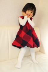 田村月子 公式ブログ/バルーンワンピとクリスピークリーム 画像1