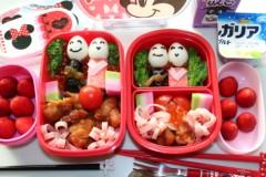 田村月子 公式ブログ/ひな祭り弁当! 画像1