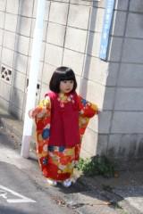 田村月子 公式ブログ/撮影〜七五三 画像2