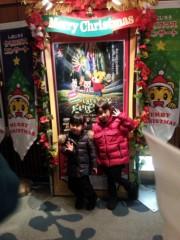 田村月子 公式ブログ/しまじろう〜クリスマスキャンドル2012! 画像1