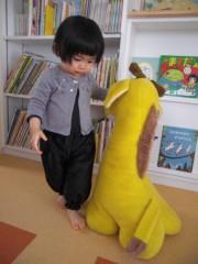 田村月子 公式ブログ/アラジンパンツ、完成! 画像1