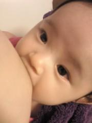 田村月子 公式ブログ/実は・・・卒乳。。。 画像1