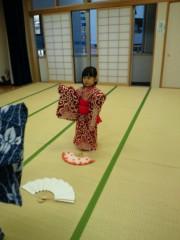 田村月子 公式ブログ/日本舞踊のお稽古 画像3