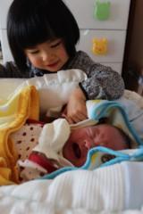 田村月子 公式ブログ/お友達の赤ちゃん^^ 画像1