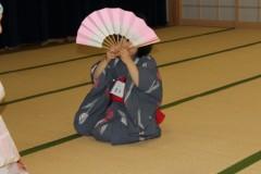 田村月子 公式ブログ/初めての日本舞踊 画像2
