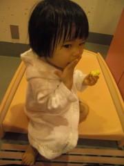 田村月子 公式ブログ/寒いけどプール 画像3