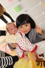 田村月子 公式ブログ/お友達の赤ちゃん^^ 画像3