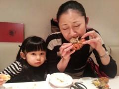 田村月子 公式ブログ/最後の上海蟹〜2012 画像2