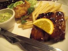 田村月子 公式ブログ/床屋さんとトニーローマ 画像2