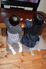 田村月子 公式ブログ/完成!ギャザースモックワンピース&モコモコベスト 画像3