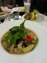田村月子 公式ブログ/スープカレー 画像2