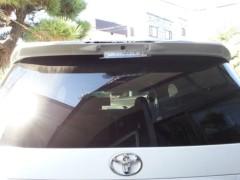 田村月子 公式ブログ/車両事故 画像1