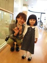 田村月子 公式ブログ/幼稚園見学とおかっぱ 画像1