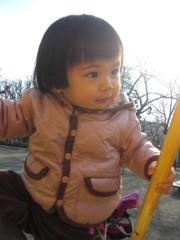 田村月子 公式ブログ/公園de砂遊び 画像2
