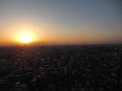 田村月子 公式ブログ/初富士 画像1