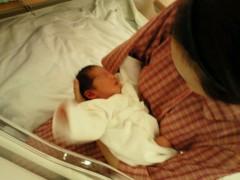 田村月子 公式ブログ/可愛い赤ちゃん^^ 画像1