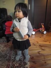 田村月子 公式ブログ/チクチクして・・・ 画像1