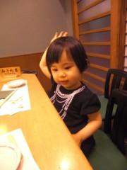 田村月子 公式ブログ/お寿司屋さんへ! 画像2