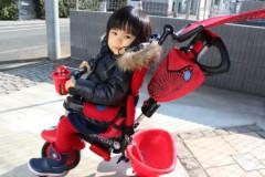 田村月子 公式ブログ/三輪車 画像1