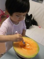 田村月子 公式ブログ/熟れた果実^^ 画像1
