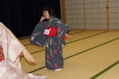 田村月子 公式ブログ/初めての日本舞踊 画像1