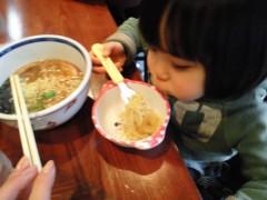 田村月子 公式ブログ/プールとラーメン 画像1
