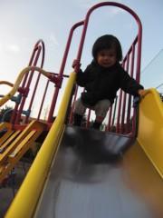 田村月子 公式ブログ/公園へ 画像2