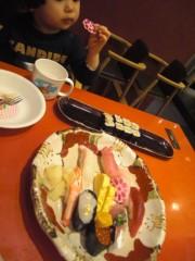 田村月子 公式ブログ/お寿司とお買いもの! 画像1